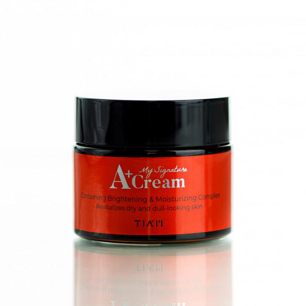 Tiam My Signature A cream, Крем для проблемной кожи, 50 мл