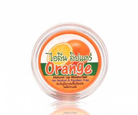 Бальзам для губ Апельсин, 10 гр, Тайланд