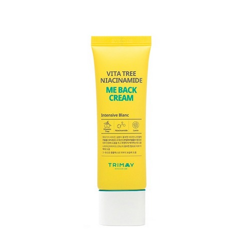 Trimay Vita Tree Niacinamide Me Back Cream, Витаминный крем против пигментации, 50 мл