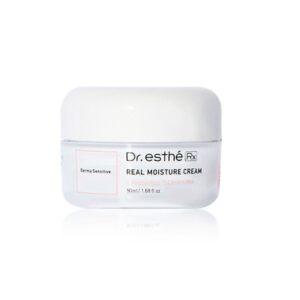 Dr.Esthe Real Moisture Cream, Крем на основе  пробиотиков и керамидов, 50 мл
