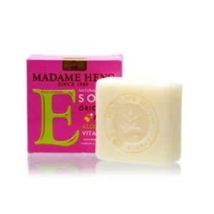 Madam Heng Aloe Vera Vitamin E Soap, Мыло с алоэ вера и витамином Е, 1 шт