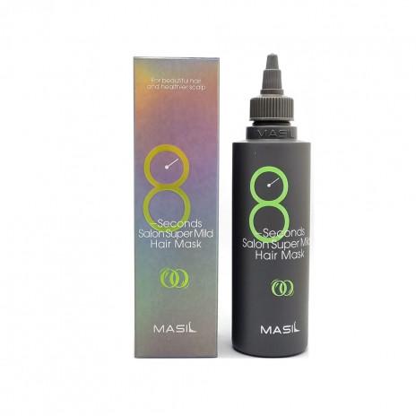 Masil Salon Super Mild Hair Mask, Супер мягкая маска для быстрого восстановления волос,200 мл,