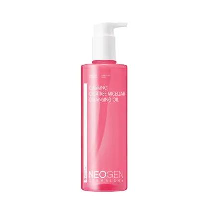 Neogen Calming Cicatree Micellar Cleansing Oil, Гидрофильное масло для чувствительной кожи, 300 мл