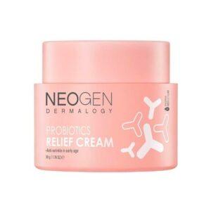 Neogen Dermalogy Probiotics Relief Cream, Успокаивающий крем с пробиотиками, 50 мл