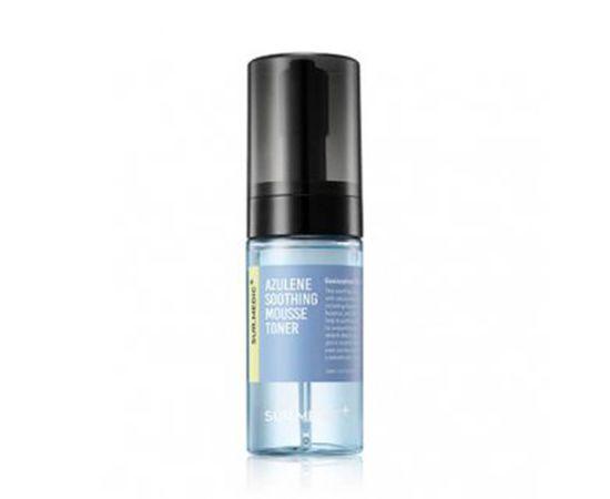 SUR.MEDIC+ Azulene Soothing Mousse Toner, Успокаивающий тонер-мусс с азуленом, 110 мл
