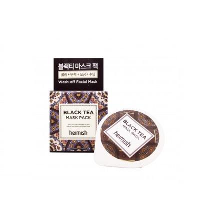 Heimish Black Tea Mask Pack, Антивозрастная маска на основе черного чая, 5 гр