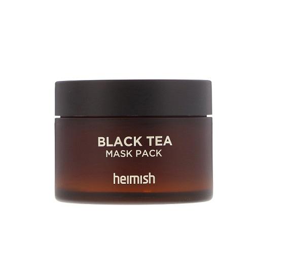 Heimish Black Tea Mask Pack, Антивозрастная маска на основе черного чая, 110 мл