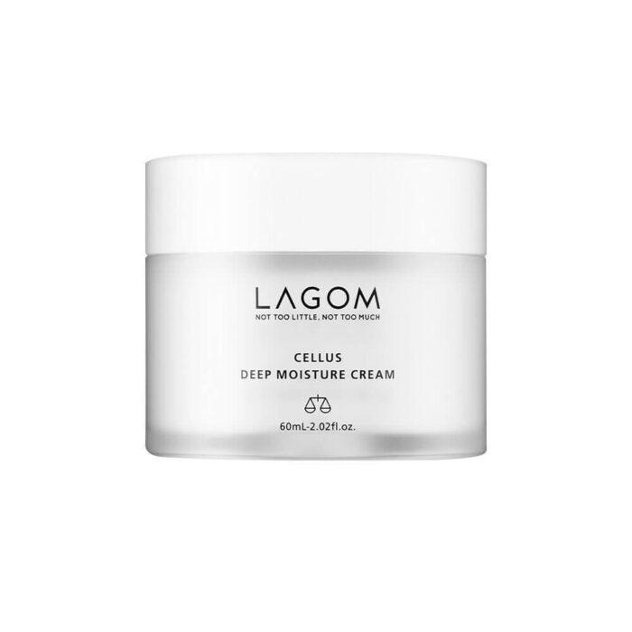 Lagom Cellus Deep Moisture Cream, Крем глубокого увлажнения кожи, 60 мл