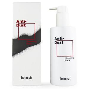 Heimish Anti-Dust Cleansing Pack, Очищающая пузырьковая маска, 250 мл
