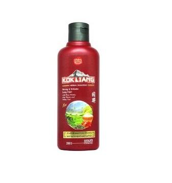 Kokliang Безсульфатный шампунь против выпадения волос для объема, 200 мл