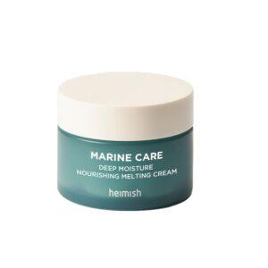 Heimish Marine Care Deep Moisture Nourishing Melting Cream, Антивозрастной увлажняющий крем для лица, 50 гр