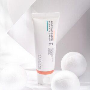 Usolab Bio Renaturation PDRN Cream, Обновляющий  крем для глаз на основе Полинуклеотидов и полипептидов