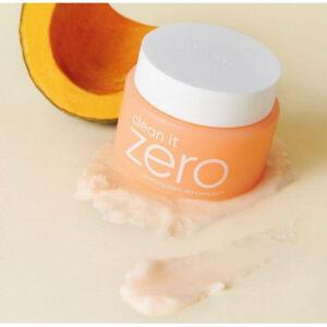 BANILA CO Clean It Zero Cleansing Balm Pumpkin, Витаминный очищающий бальзам с тыквой, 100 гр